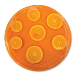 LUSH 香氛皂-QQ香橘士香氛皂 ORANGE JELLY