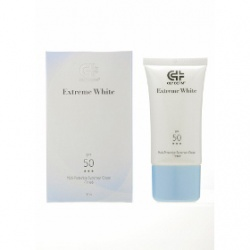Gly Derm 果蕾 極白光勻亮系列-極白光勻亮高效防護霜SPF50★★★(潤色型) Extreme White Multi-Protection Sunscreen Cream SPF50 ★★★ (Tinted)