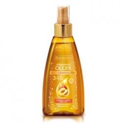 Bielenda 碧爾蘭達 護髮-蜜桃核仁精萃全效修護油 Precious Peach Oil 3in1(face/body/hair)