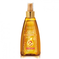 Bielenda 碧爾蘭達 身體清潔卅保養-蜜桃核仁精萃全效修護油 Precious Peach Oil 3in1(face/body/hair)