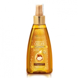 Bielenda 碧爾蘭達 護髮-摩洛哥堅果全效修護油  Precious Argan Oil 3in1(face/body/hair)