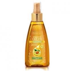 Bielenda 碧爾蘭達 身體清潔卅保養-冷榨酪梨精箤全效修護油 Precious Avocado Oil 3in1 (face/body/hair)