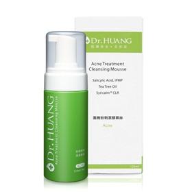 Dr.HUANG 洗顏-面皰粉刺潔顏慕斯