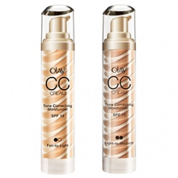OLAY 歐蕾 CC產品-超完美修護CC霜SPF15 Olay CC Cream SPF15