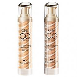 超完美修護CC霜SPF15 Olay CC Cream SPF15