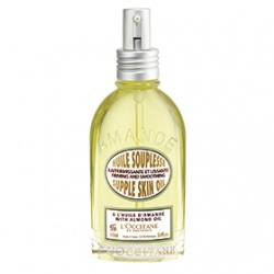 L'OCCITANE 歐舒丹 杏仁系列-杏仁緊膚美體油 Supple Skin Oil