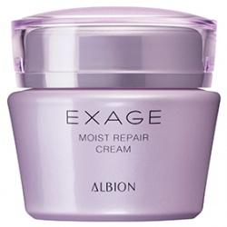 ALBION 艾倫比亞 乳霜-活潤禦肌精華霜 EXAGE Moist Repair Cream