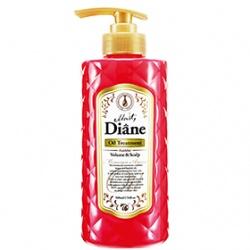 Moist Diane 黛絲恩 摩洛哥油頭皮養護豐盈系列-摩洛哥油頭皮養護豐盈潤髮乳 Volume &Scalp Treatment