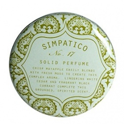 Simpatico 幸感 香膏系列-No.17蕨類 潤膚香膏