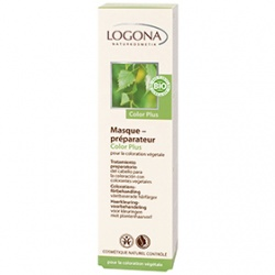 LOGONA 諾格那 植萃髮絲增色系列-染前調理清潔髮乳  Herbal Hair Color Plus, Preparation