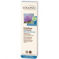 LOGONA 諾格那 植萃髮絲增色系列-染後定色護髮乳