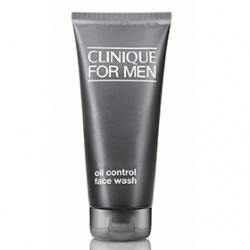 CLINIQUE 倩碧 男仕臉部保養-男仕洗面膠(加強型) Oil Control Face Wash