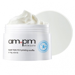 am+pm skincare  乳霜-三重玻尿酸保濕舒芙蕾 Super triple HA hydrating souffle
