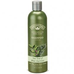 綠翡翠有機茶樹舒緩洗髮精