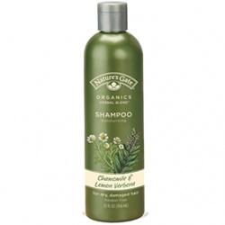 Nature`s Gate 天然之扉 有機草本綠翡翠系列-綠翡翠有機馬鞭草修護洗髮精