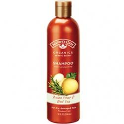 橘瑪瑙有機琥珀茶洗髮精