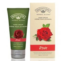 烈焰玫瑰有機精華護手乳