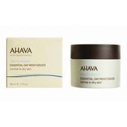 AHAVA 愛海珍泥 礦水瓷系列-礦水瓷保濕霜(乾肌膚適用) Essential Day Moisturizer. Normal to dry Skin