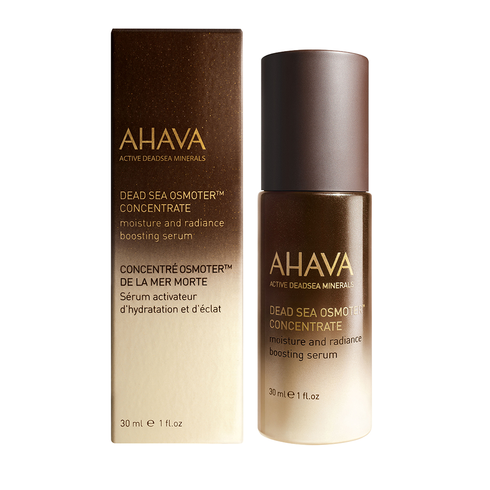 AHAVA 愛海珍泥 精華‧原液-死海之鑰O3濃萃美顏精華 Dead Sea Osmoter&#8482 Concentrate