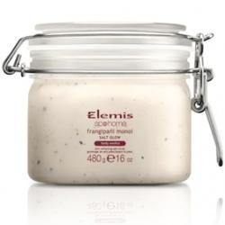 ELEMIS 大溪地雞蛋花身體系列-雞蛋花身體磨砂膏