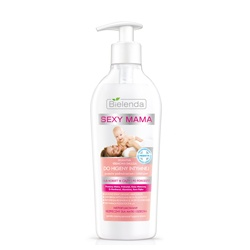 Bielenda 碧爾蘭達 性感媽咪系列-私密舒護潔淨凝乳 SEXY MAMA personal hygiene lotion