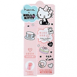 Heme x Hello Kitty 糖心粉彩潤唇膏 Heme x Hello Kitty Color Lip Balm