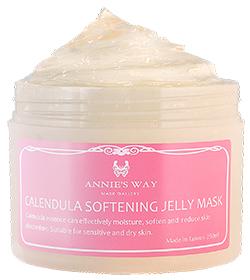 Annie`s Way 保養面膜-金盞花親膚柔嫩果凍面膜 Calendula Softening Jelly Mask