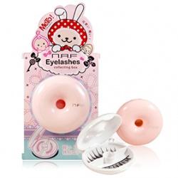 N.A.F 彩妝用具-METO 甜甜圈假睫毛收納盒