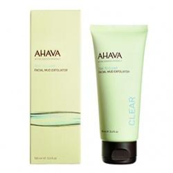 AHAVA 愛海珍泥 礦淨力系列-死海礦泥角質更新乳 Facial Mud Exfoliator