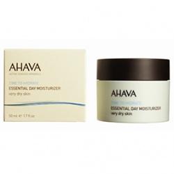 AHAVA 愛海珍泥 礦水瓷系列-礦水瓷保濕霜(乾肌膚適用) Essential Day Moisturizer. Very dry skin