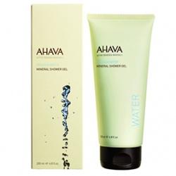 AHAVA 愛海珍泥 愛海礦水系列-愛海礦水海浴露 Mineral Shower Gel