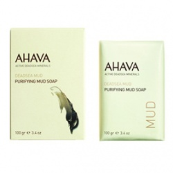 AHAVA 愛海珍泥 愛海珍泥系列-愛海珍泥淨化皂 Purifying Mud Soap