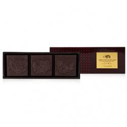 巧克力磚香氛皂(黑巧克力)