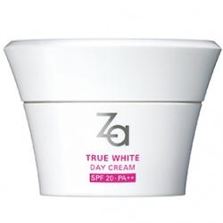 Za  乳霜-高效潤白 晶透日霜SPF20 PA++