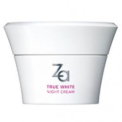 Za  乳霜-高效潤白 晶透輕潤水晚霜