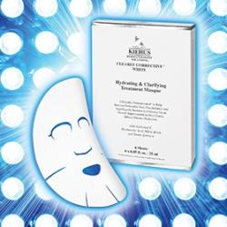 KIEHL`S 契爾氏 激光極淨白系列-激光極淨白玻尿酸精華面膜 Hydrating & Clarifying Treatment Masque