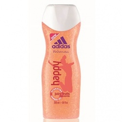 adidas 愛迪達 女用美體沐浴露系列-女用果香保濕沐浴露 ADIDAS For Women Happy Shower Gel