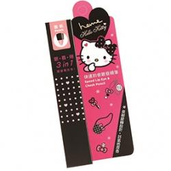 heme  Heme x Hello Kitty系列-快速約會眼唇頰筆 heme x Hello Kitty Speed Lip Eye & Cheek Pencil