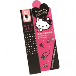 快速約會眼唇頰筆 heme x Hello Kitty Speed Lip Eye & Cheek Pencil