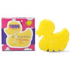 兒童系列 Spongeables for Kids - Yellow Ducky