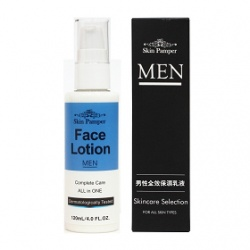 Skin Pamper 美肌寵愛 男仕臉部保養-男性全效保濕乳液 Men Face Lotion
