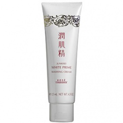 Junkisei Prime 潤肌精 洗顏-植淬白潤肌精洗顏霜