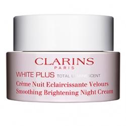 CLARINS 克蘭詩 乳霜-肌鏡光美白修護晚霜 Smoothing Brightening Night Cream