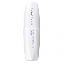 ALBION 艾倫比亞 精華‧原液-活潤透白掃黑精華液EX EXAGE WHITE White Flash Serum EX
