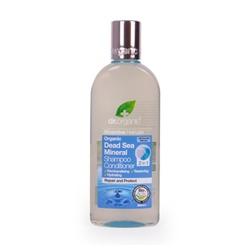 dr. organic 丹霓珂 洗髮-死海礦物雙效洗髮精