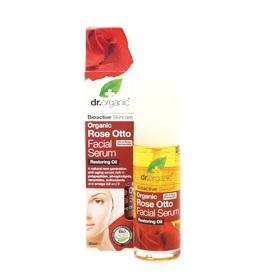 dr. organic 丹霓珂 奧圖玫瑰系列-奧圖玫瑰臉部保濕精華 Rose Otto Facial Serum