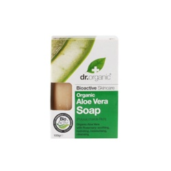dr. organic 丹霓珂 沐浴清潔-蘆薈肌礎皂