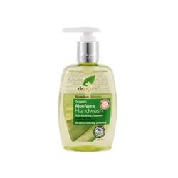 dr. organic 丹霓珂 手部清潔-蘆薈潤潔洗手乳
