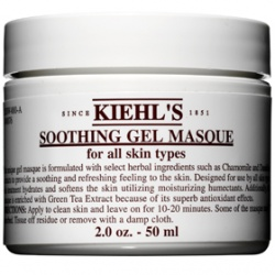 KIEHL`S 契爾氏 面膜-舒緩凝膠面膜 Soothing Gel Masque
