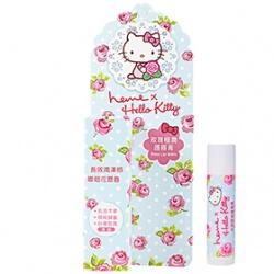heme  Heme x Hello Kitty系列-祕密花園玫瑰極潤護唇膏